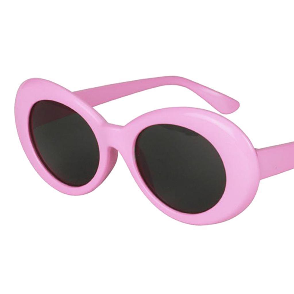 thumbnail 6 - Vintage 80s Clout Sunglasses for Women & Men, Retro Bright Colors