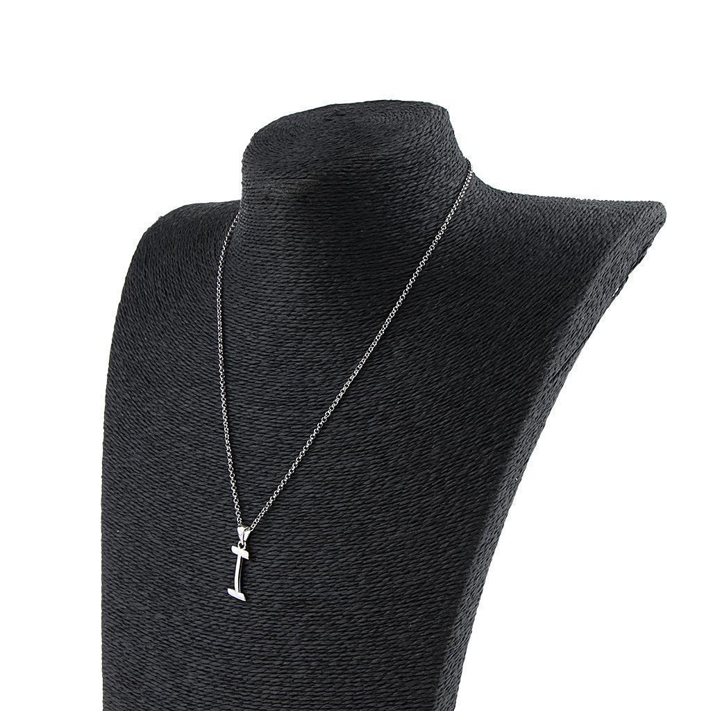 A-Z-Alphabet-Initial-Letter-Pendant-Necklace-Chain-Choker-Jewelry-Men-Women thumbnail 29