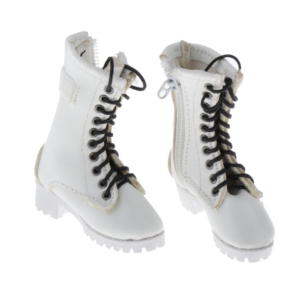 1/6 Weibliche Stiefel Damenschuhe Kleidung für 12 Zoll ...