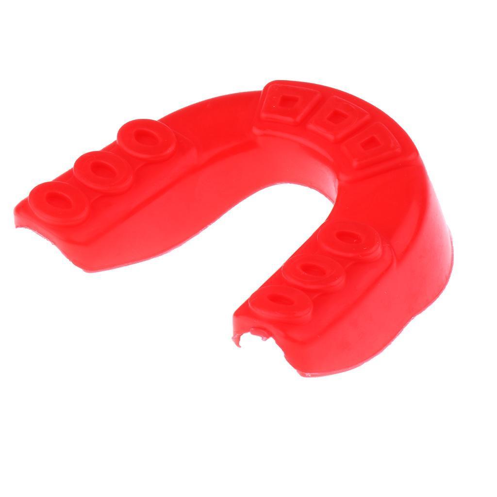 Indexbild 4 - EVA Adult Youth Mouthguard   Zahnknirschen Mundschutz Gum Shield für