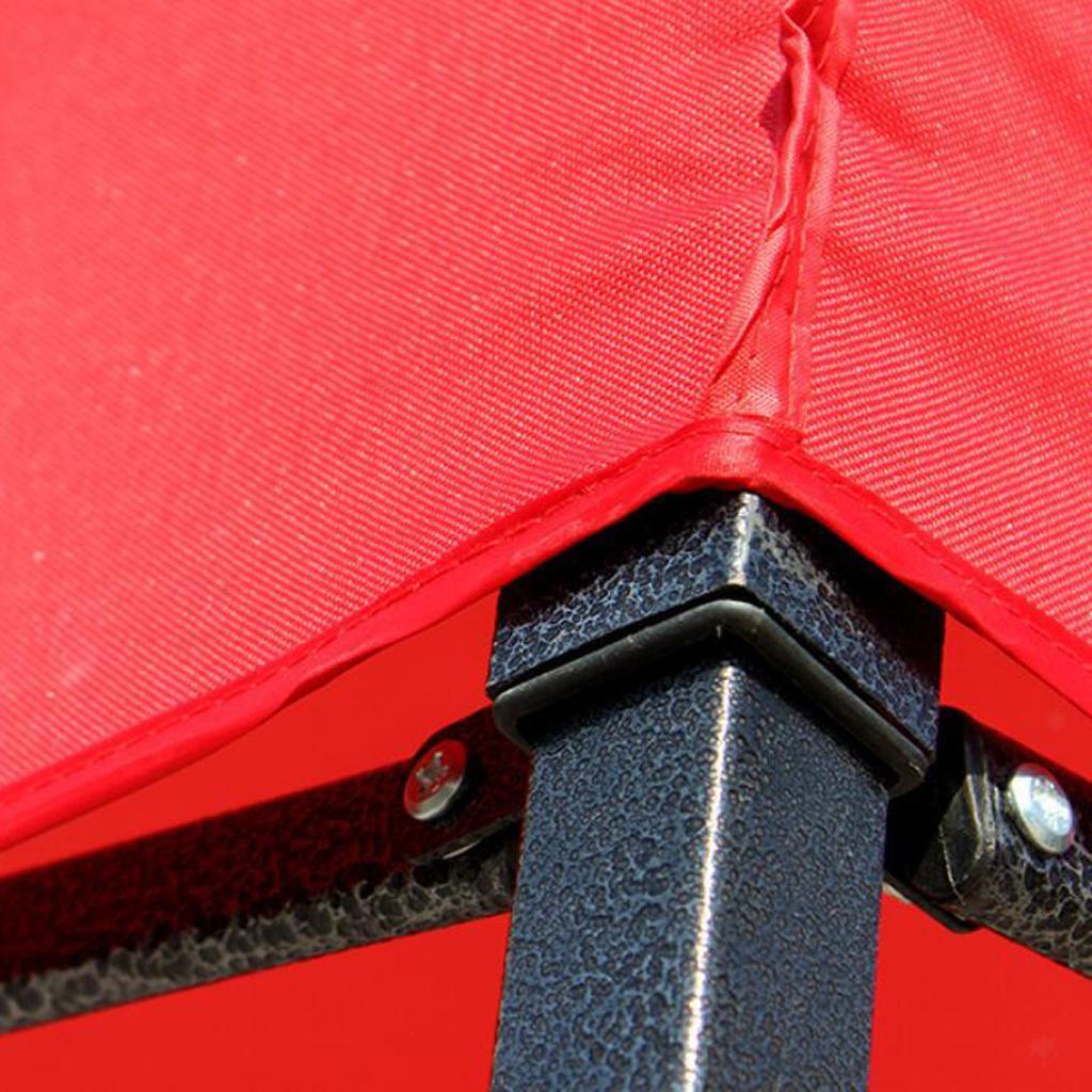 Tenda-Parasole-Vela-Solare-di-Protezione-Solare-Resistente-Accessori miniatura 12
