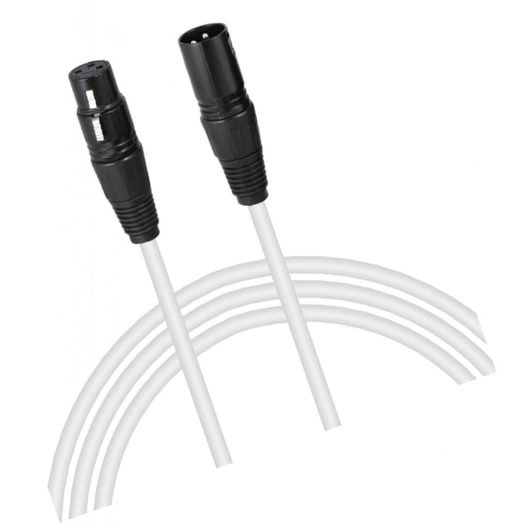 3-Pin-XLR-Microphone-Cable-Male-To-Female-Patch-Mic-Lead-XLR-Patch-Cable thumbnail 27