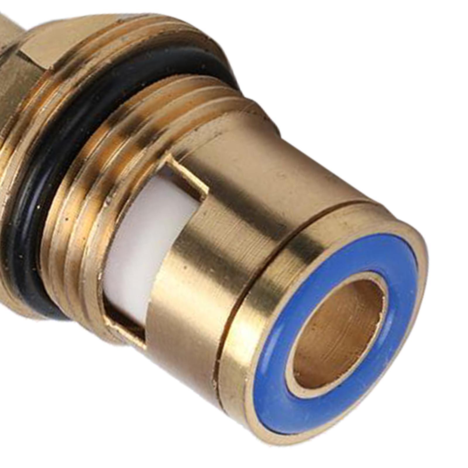 Valvole-rubinetto-di-ricambio-cartucce-a-disco-in-ceramica-pressacavo-accessori miniatura 19