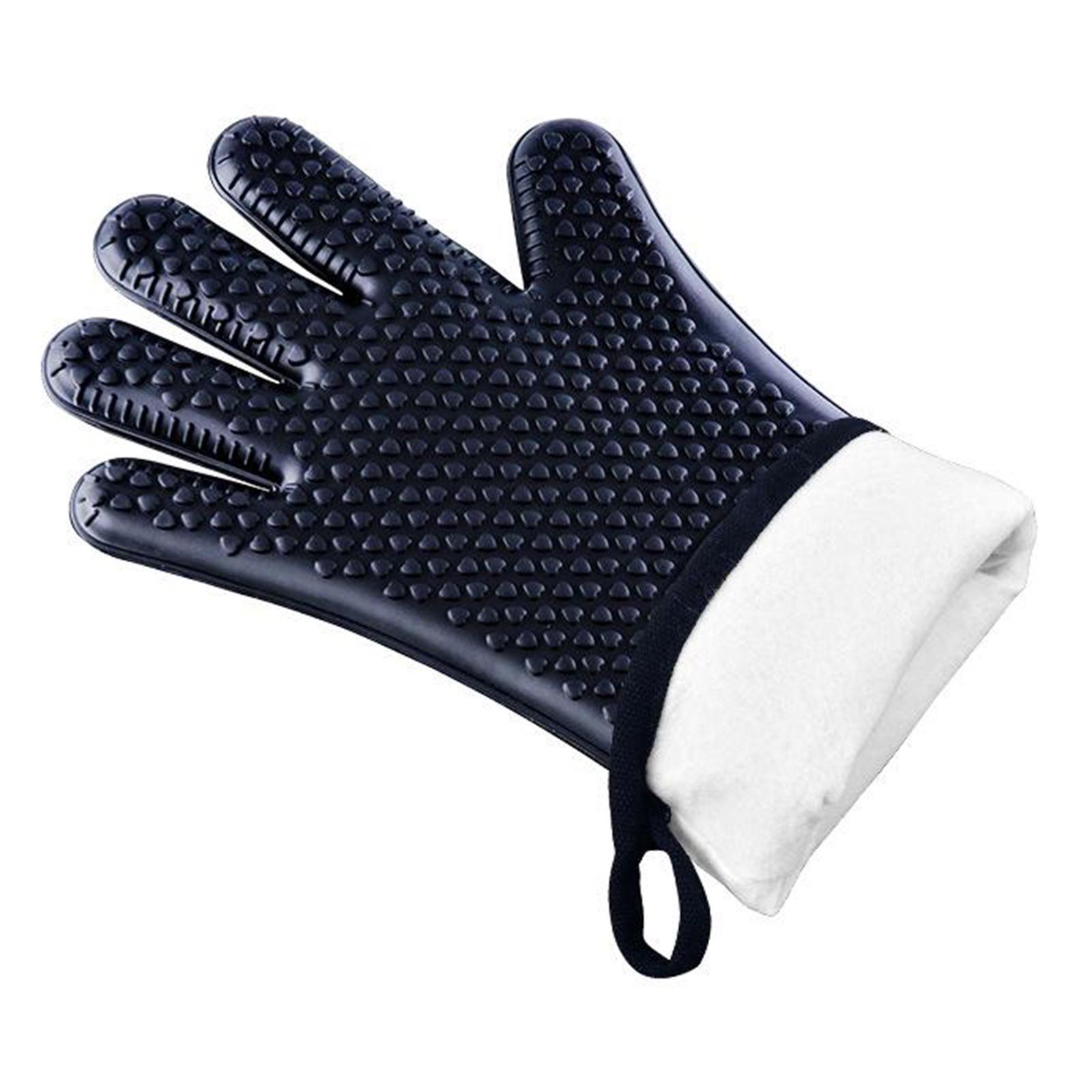 Guantes-para-horno-de-cocina-con-aislamiento-de-silicona-antideslizantes-guantes miniatura 3