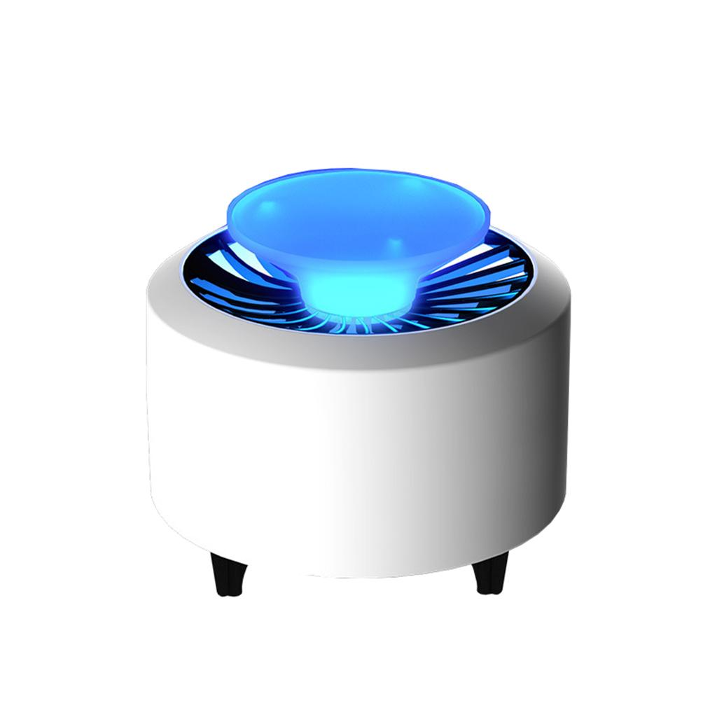 S1 Indoor Insect Trap Fruit Fly Gnat Mosquito Killer with UV Light Fan