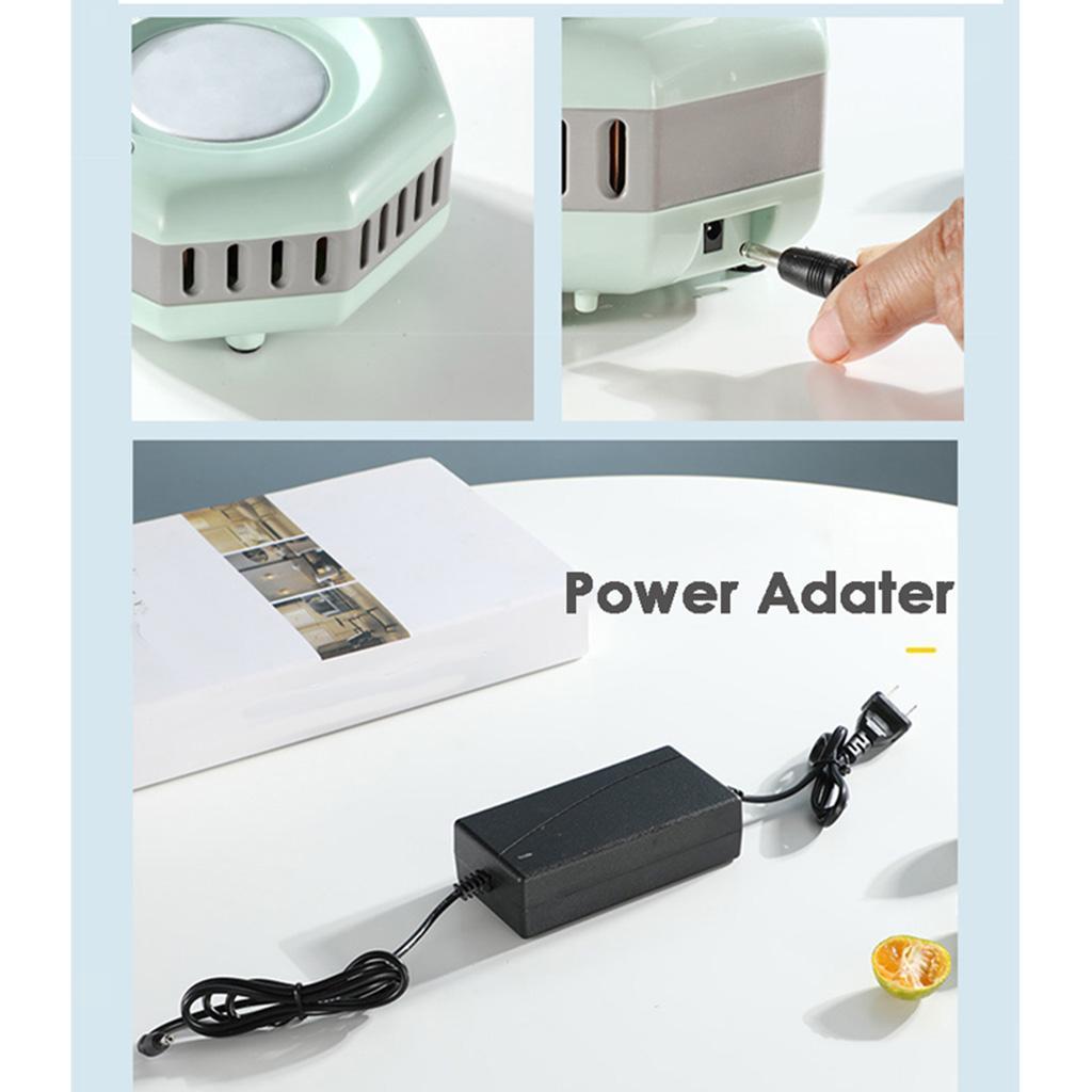 miniatura 37 - Mini Elettrica Macchina Per Macchina del Ghiaccio Mini Frigo per il Latte di
