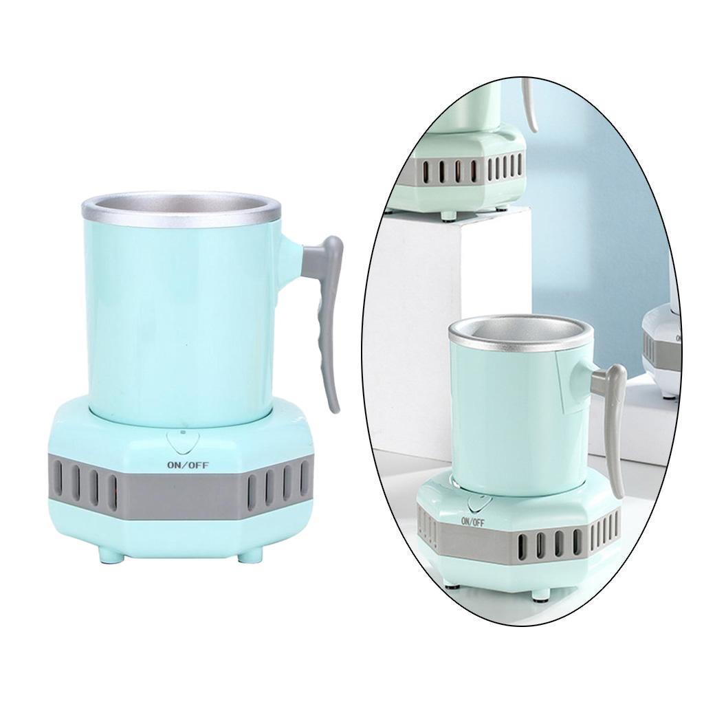 miniatura 34 - Mini Elettrica Macchina Per Macchina del Ghiaccio Mini Frigo per il Latte di