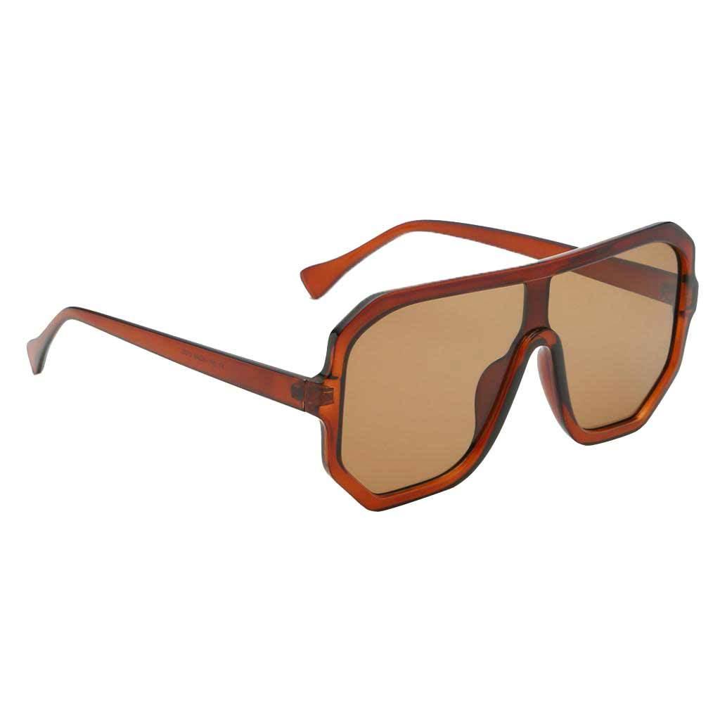 Frauen-Herren-Vintage-Style-Rechteck-Sonnenbrille-UV400-Flat-Top-Fashion Indexbild 28