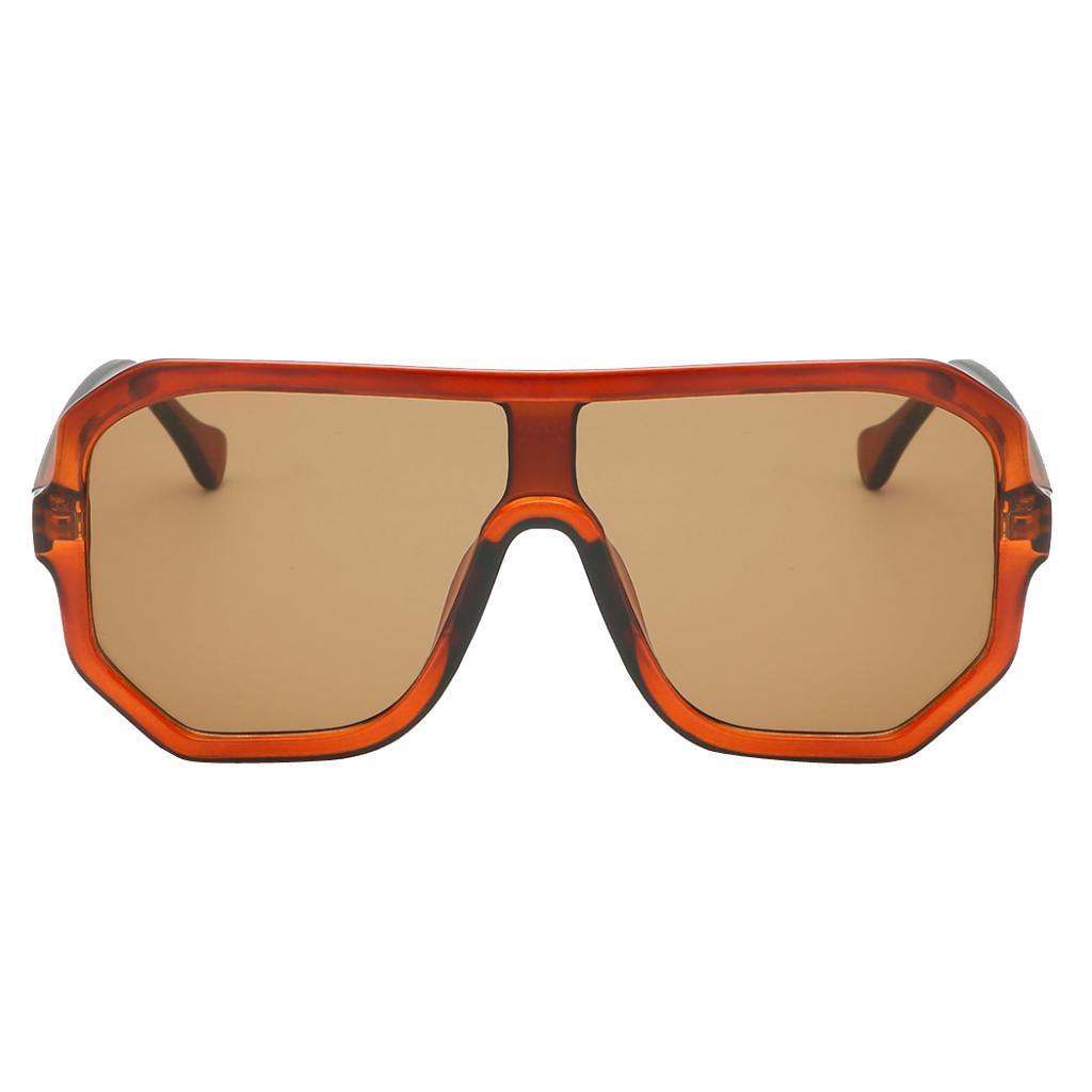 Frauen-Herren-Vintage-Style-Rechteck-Sonnenbrille-UV400-Flat-Top-Fashion Indexbild 26