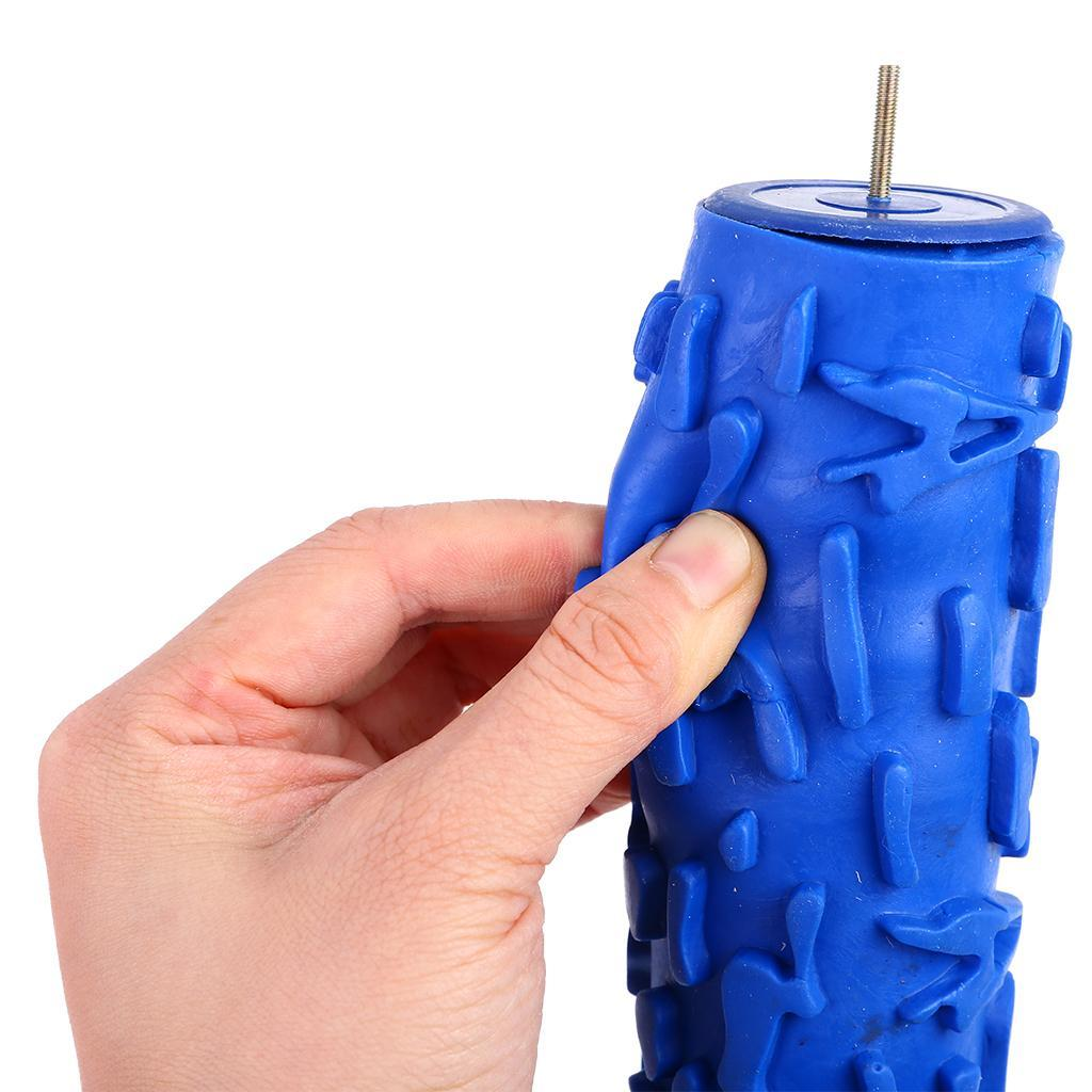 DIY Craft Patterned Paint Roller Decorative Art Roller ...