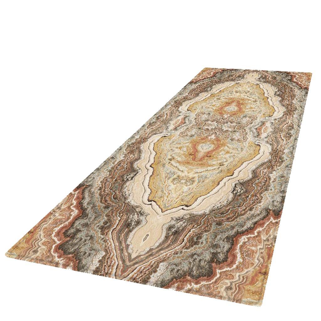 Digitale-Stampata-3D-Tappetino-Runner-Antiscivolo-Area-Rug-Carpet miniatura 4