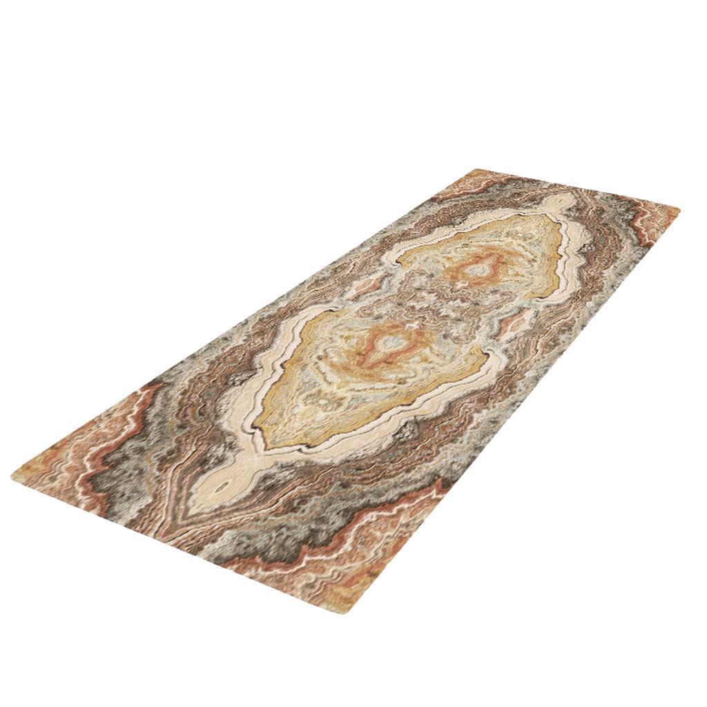 Digitale-Stampata-3D-Tappetino-Runner-Antiscivolo-Area-Rug-Carpet miniatura 3