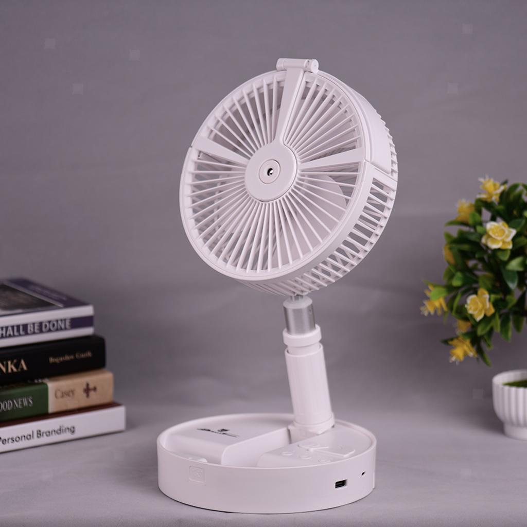 Ventilateur-USB-Telescopique-Mini-Bureau-De-Refroidissement miniature 6