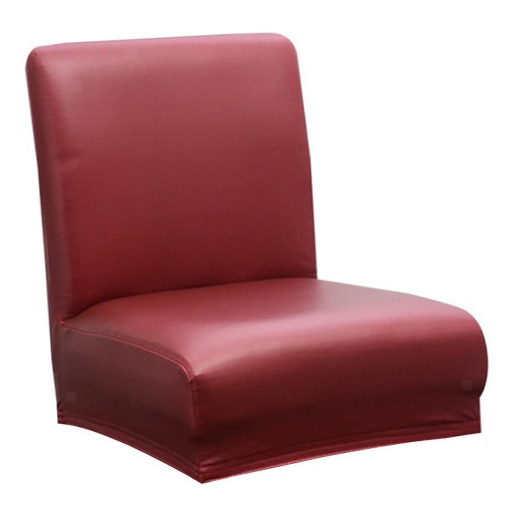 Housse-de-chaise-de-salle-a-manger-extensible-Housse-de-protection-pour miniature 13