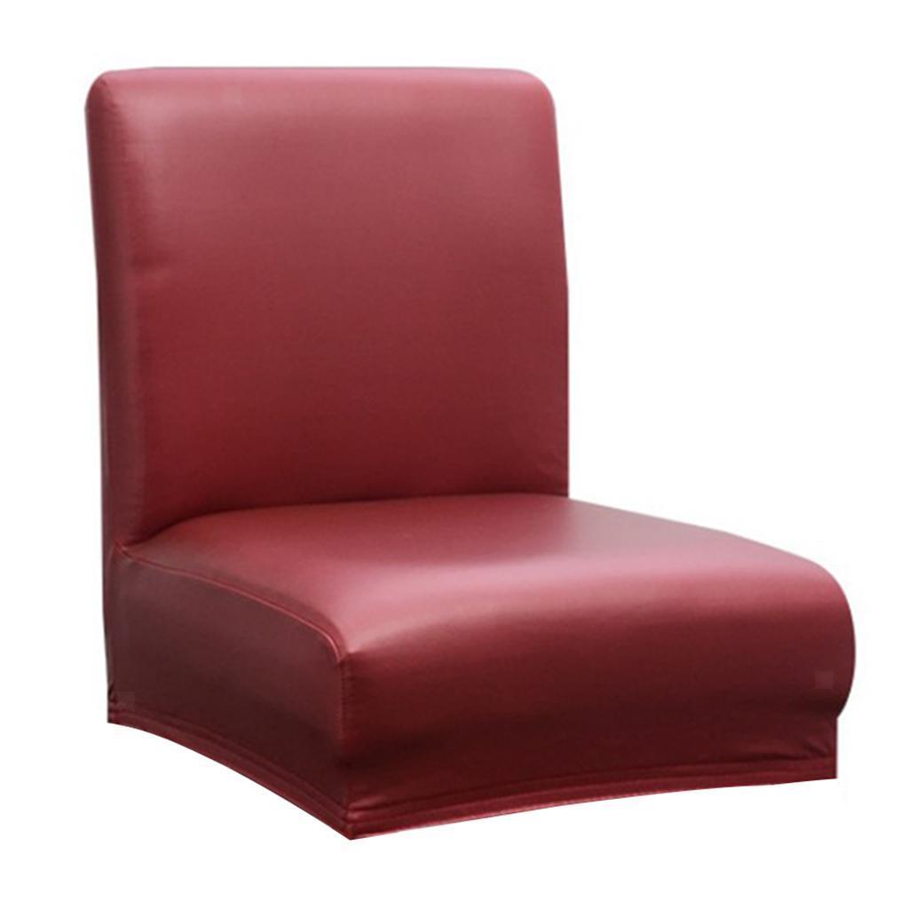Housse-de-chaise-de-salle-a-manger-extensible-Housse-de-protection-pour miniature 12