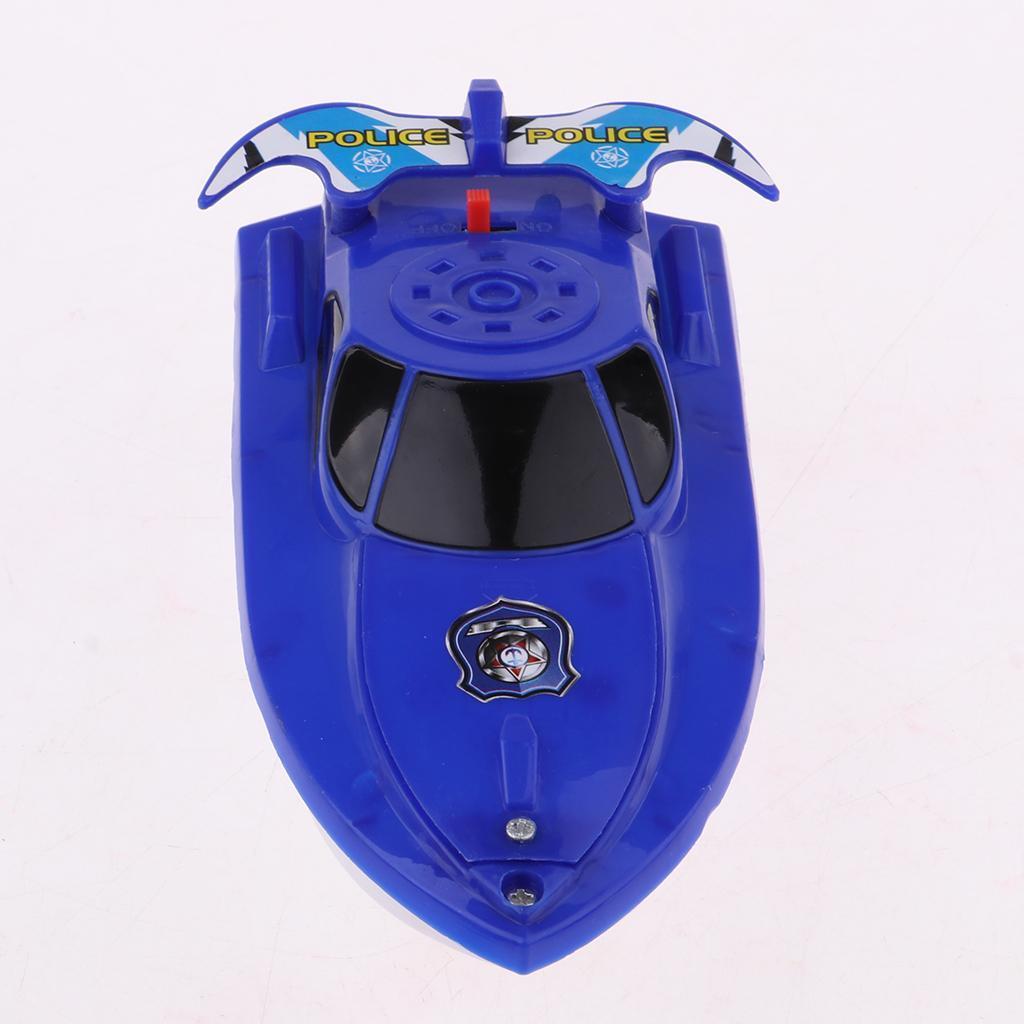 Batterien-Boot-Schwimmen-Badespielzeug-Badewanne-Spielzeug-fuer-Baby-Kinder Indexbild 6