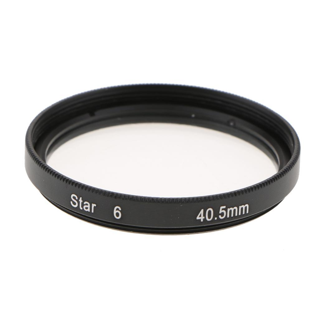 Camera-Lens-Star-Filter-for-Canon-35mm-50mm-15-45mm-18-55-18-150-200-400 thumbnail 4