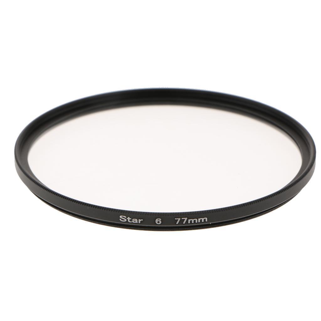 Camera-Lens-Star-Filter-for-Canon-35mm-50mm-15-45mm-18-55-18-150-200-400 thumbnail 35
