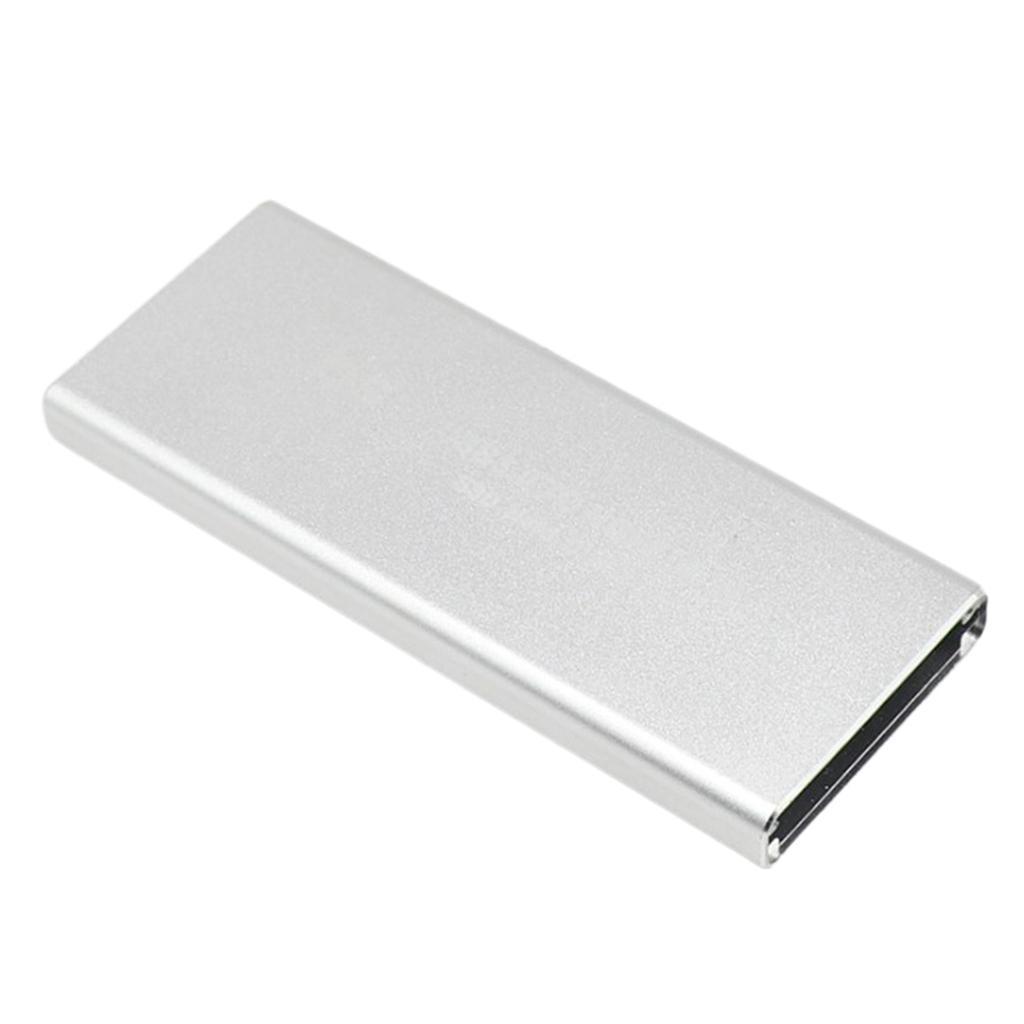 USB-3-0-a-NGFF-M-2-B-Chiave-SSD-Scheda-Adattatore-Caddy-Esterno-Enclosure-Caso miniatura 19