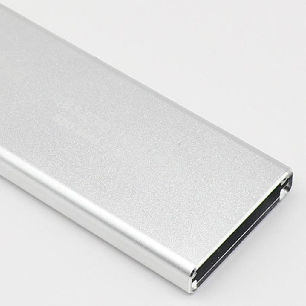 USB-3-0-a-NGFF-M-2-B-Chiave-SSD-Scheda-Adattatore-Caddy-Esterno-Enclosure-Caso miniatura 18