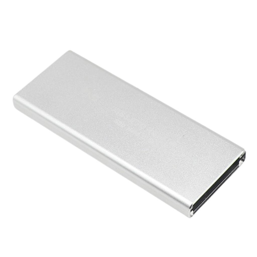 USB-3-0-a-NGFF-M-2-B-Chiave-SSD-Scheda-Adattatore-Caddy-Esterno-Enclosure-Caso miniatura 17
