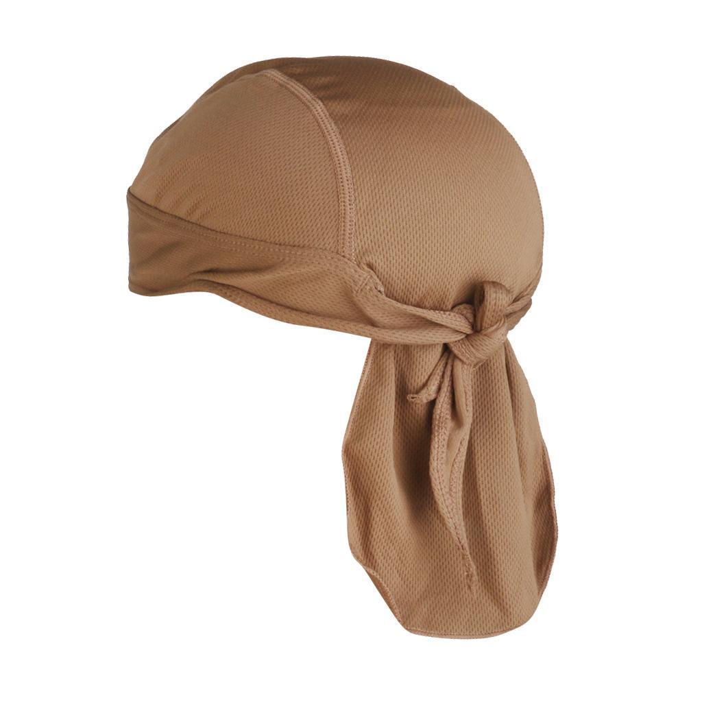 UV-Protect-Head-Wrap-Cap-Pirate-Shawl-Scarf-Hat-Bandana-Tribal-Camping-Riding thumbnail 9