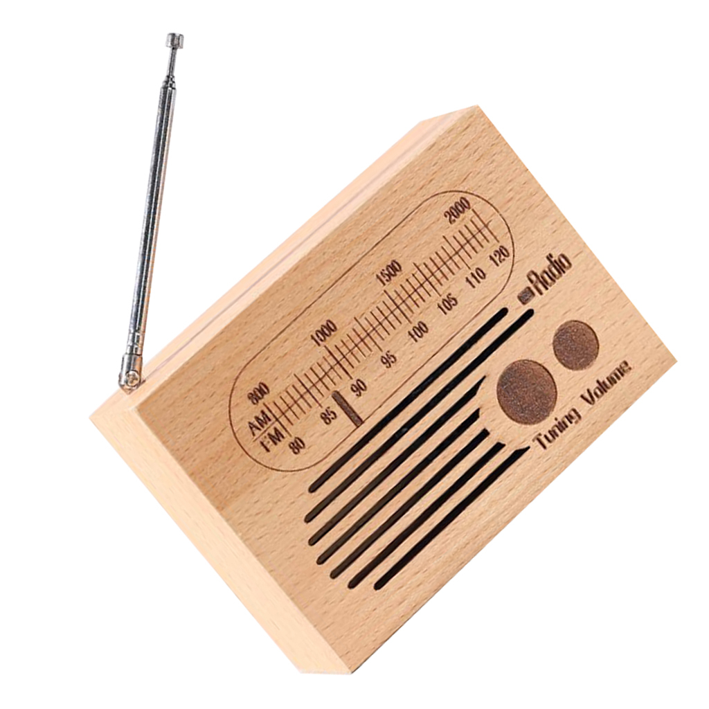 Clockwork-Music-Box-Radio-Music-Box-Tabletop-Musical-Ornaments-Girls-Gift thumbnail 10