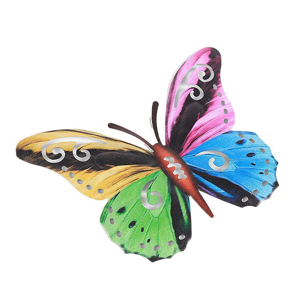 miniatura 21 - Farfalla Natura Opere D'arte Della Parete Appeso Animale Scultura per la