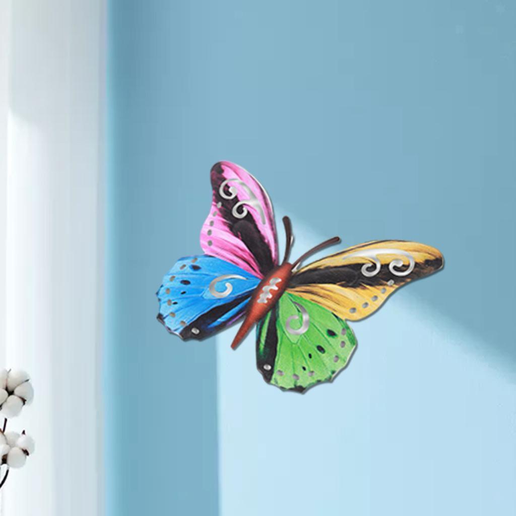 miniatura 22 - Farfalla Natura Opere D'arte Della Parete Appeso Animale Scultura per la