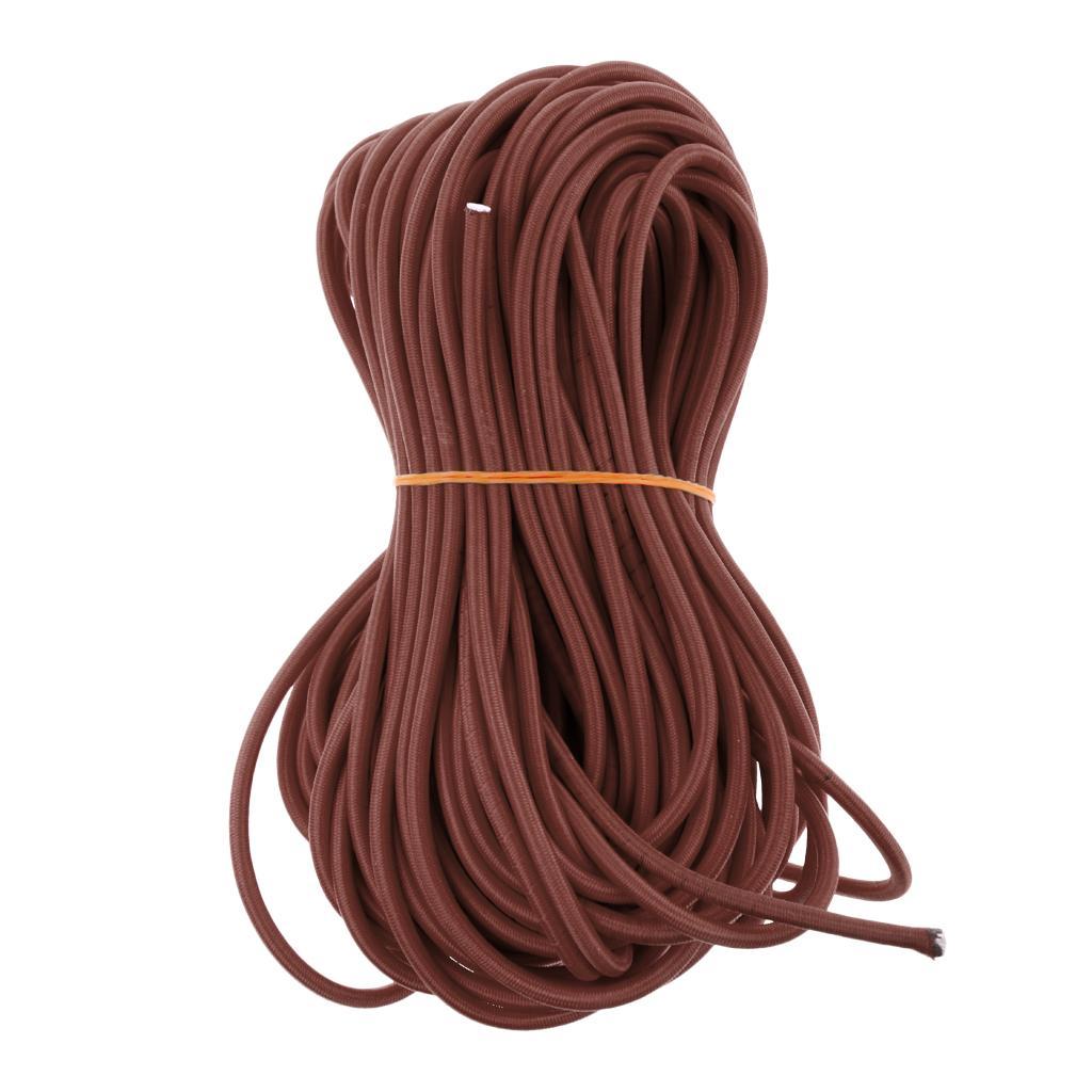 Crochet En Plastique De 10 Pièces Pour Attacher La Fin De Corde élastique De