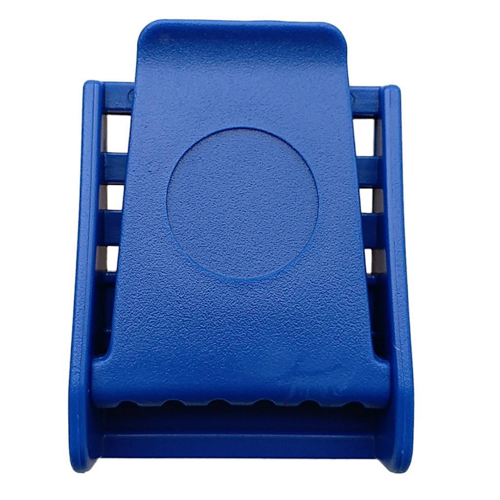 Indexbild 11 - Durable Plastic Scuba Diving Diver Standard 50mm Gürtelschnalle mit 3 Slots