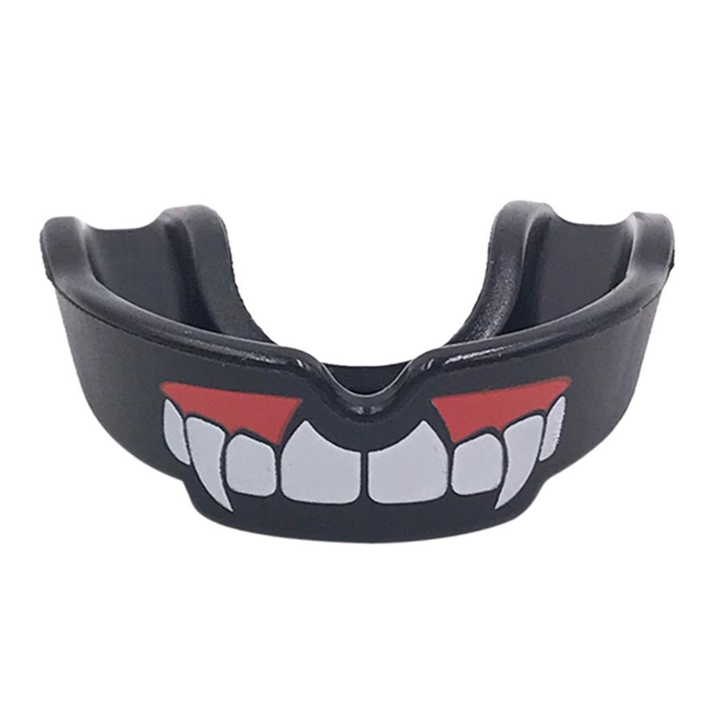 Indexbild 4 - Adults Mouth Guard Mouthpiece BPA Free for MMA Boxing Taekwondo Softball