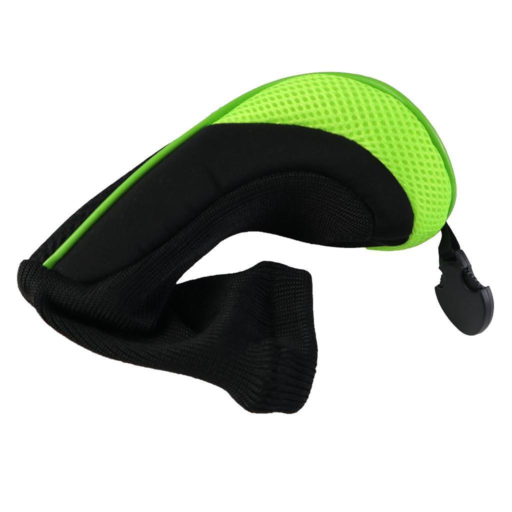 Premium-Mesh-Golf-Headcover-Wood-Hybrids-Head-Cover-Fairway-Driver-Guard thumbnail 20