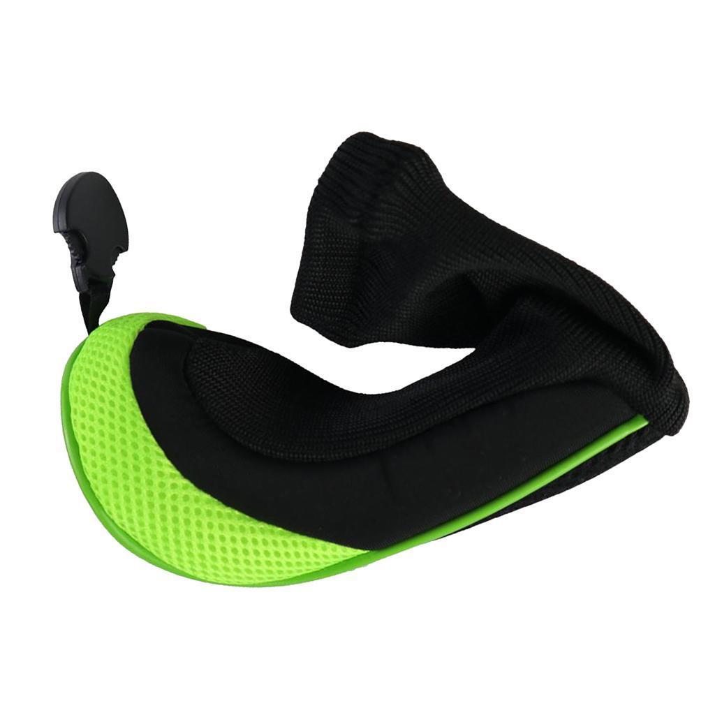 Premium-Mesh-Golf-Headcover-Wood-Hybrids-Head-Cover-Fairway-Driver-Guard thumbnail 21