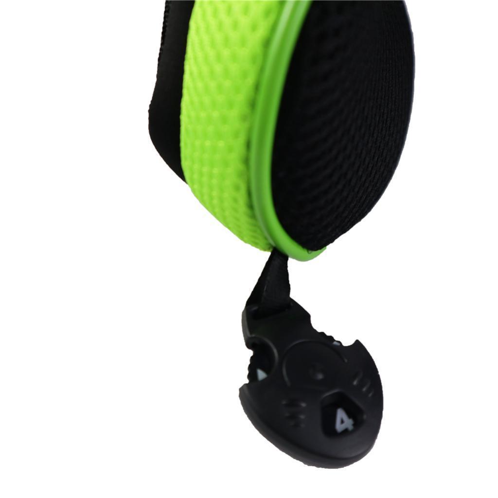 Premium-Mesh-Golf-Headcover-Wood-Hybrids-Head-Cover-Fairway-Driver-Guard thumbnail 24