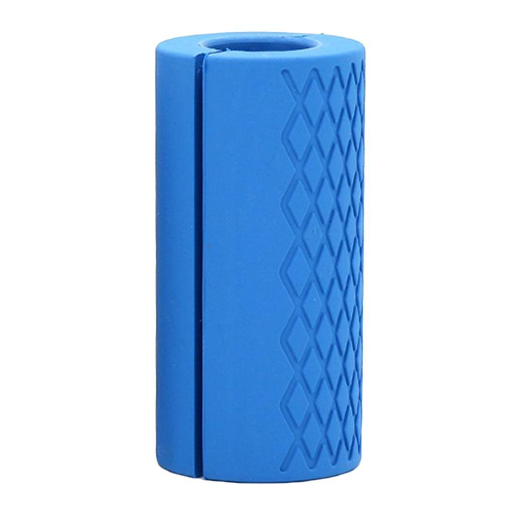 Thick-Fat-Barbell-Silicone-Grips-Home-Gym-Arm-Wrap-Bar-Dumbbell-Grip-for-Weight thumbnail 6