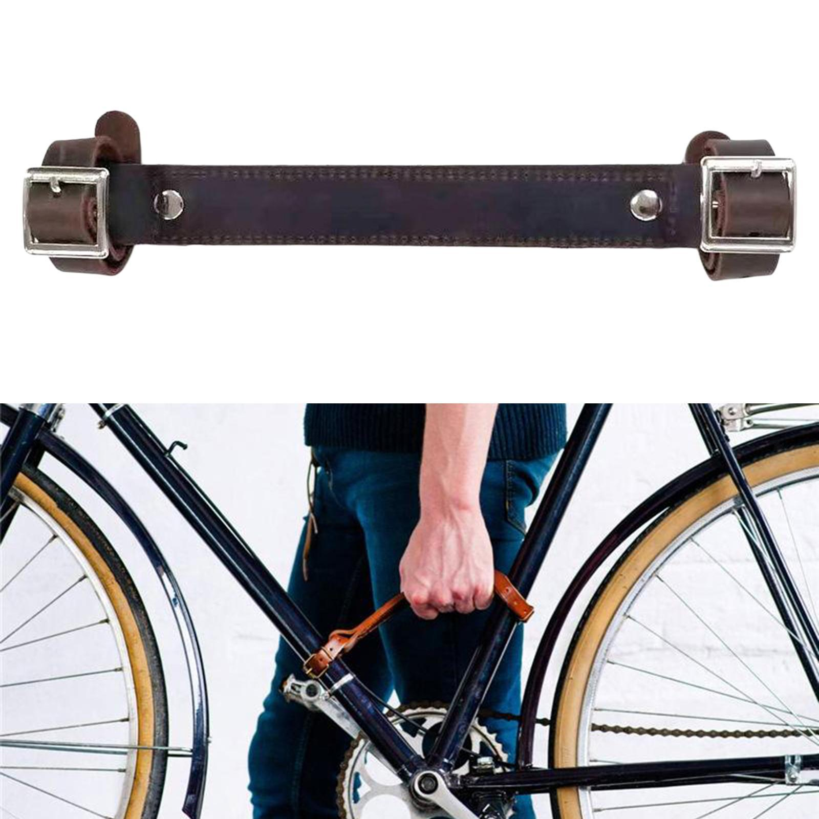 thumbnail 10 - Durable Bike Frame Handle High Strength Carry Strap Carrier Transport Lifter