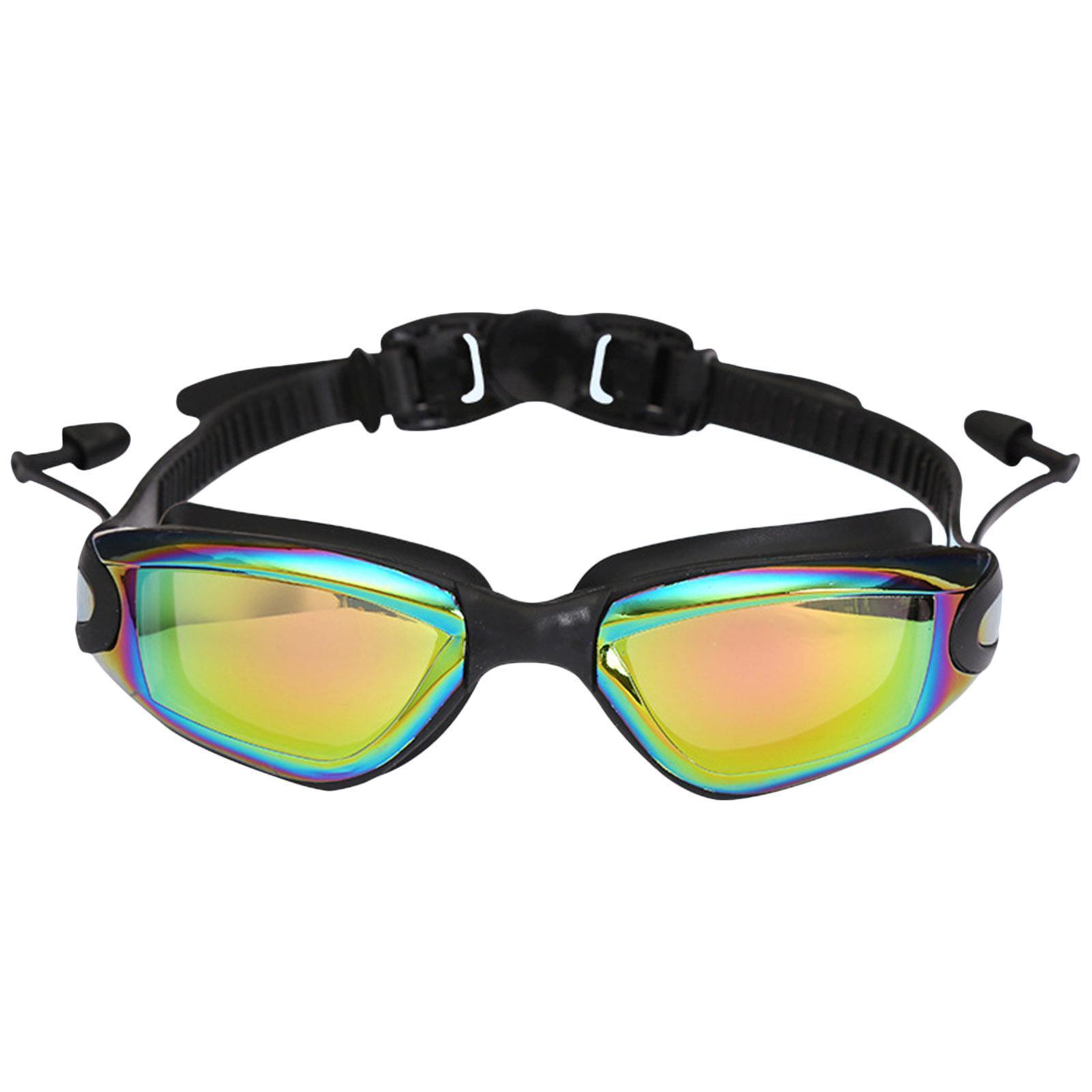miniatura 6 - Occhialini da nuoto, protezione UV Occhialini da nuoto anti-appannamento Unisex