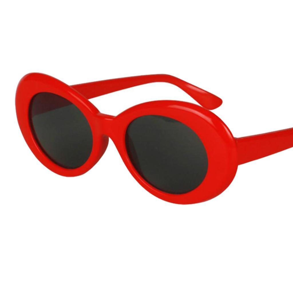 thumbnail 10 - Vintage 80s Clout Sunglasses for Women & Men, Retro Bright Colors