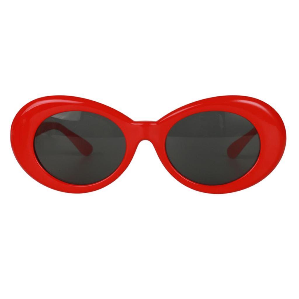 thumbnail 9 - Vintage 80s Clout Sunglasses for Women & Men, Retro Bright Colors