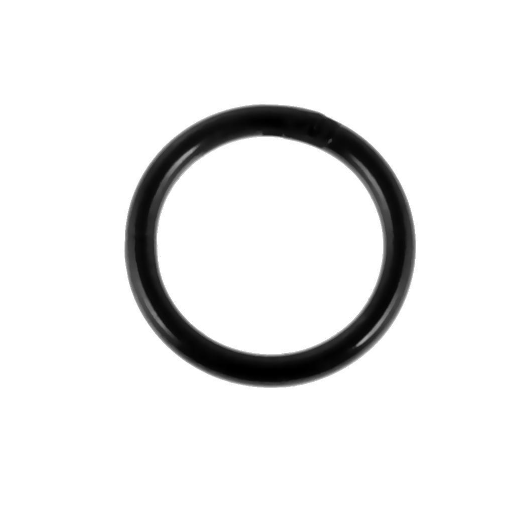 8mmx16g-Seamless-Hinged-Segment-Clicker-Ring-Hoop-Ear-Lip-Nose-Septum-Piercing thumbnail 11