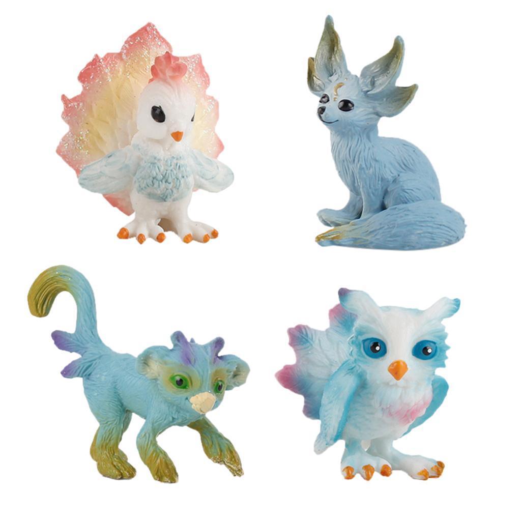 Kids-Educational-Toys-Mythical-Animals-Model-Action-Figures-Toys thumbnail 3