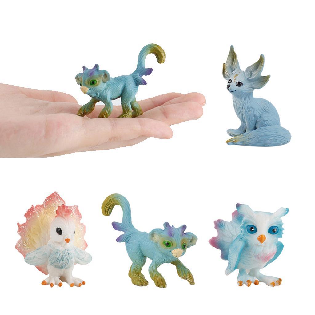 Kids-Educational-Toys-Mythical-Animals-Model-Action-Figures-Toys thumbnail 4