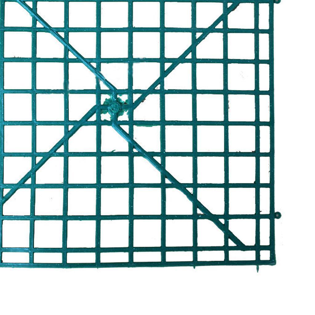 Fiore-artificiale-Della-Parete-di-Pannelli-di-Plastica-Del-Supporto-per-la miniatura 16