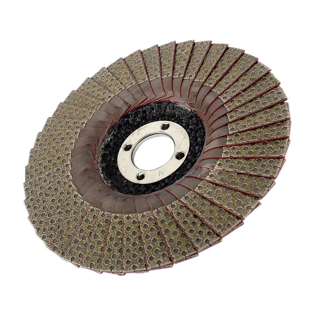 Abrasivi-A-Disco-Lamellare-Diamantati-Lamiera-per-Rettifica-Carburo-Cementato miniatura 3