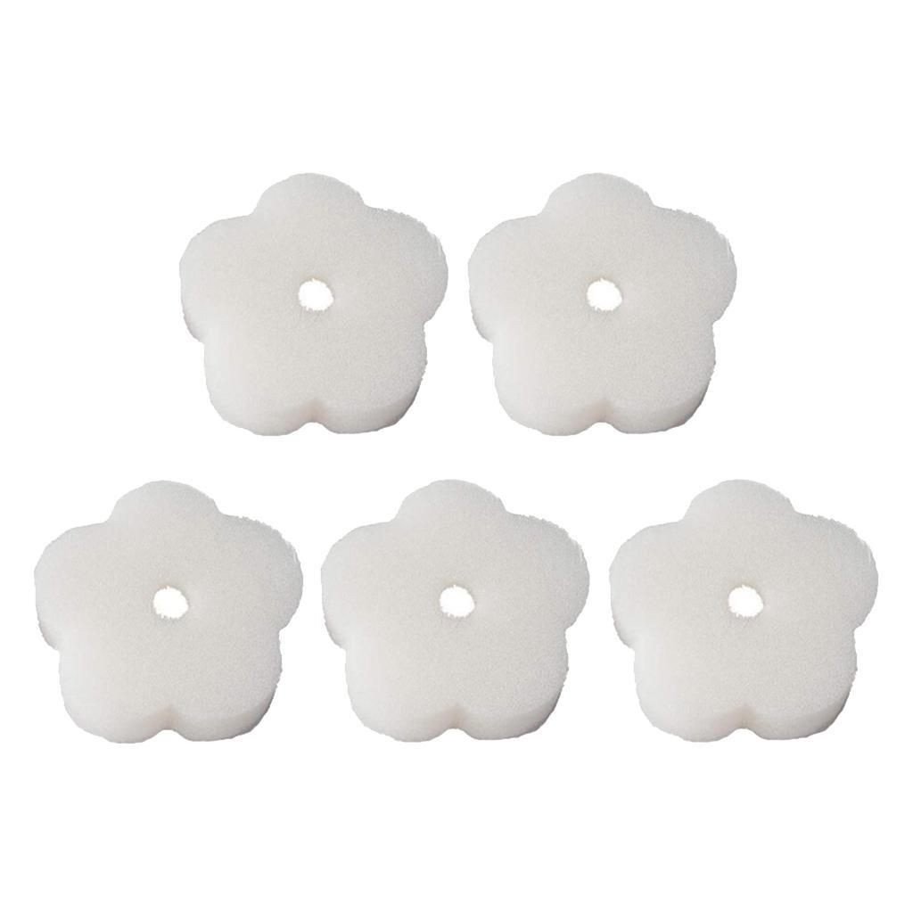 Hot Tub Oil Absorbing Sponge Spa Scum Absorber Cleaners For Swimming Pool 5Pcs