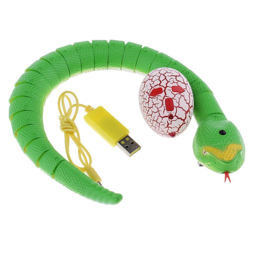 Fernbedienung Klapperschlange Schlange Modell Spielzeug