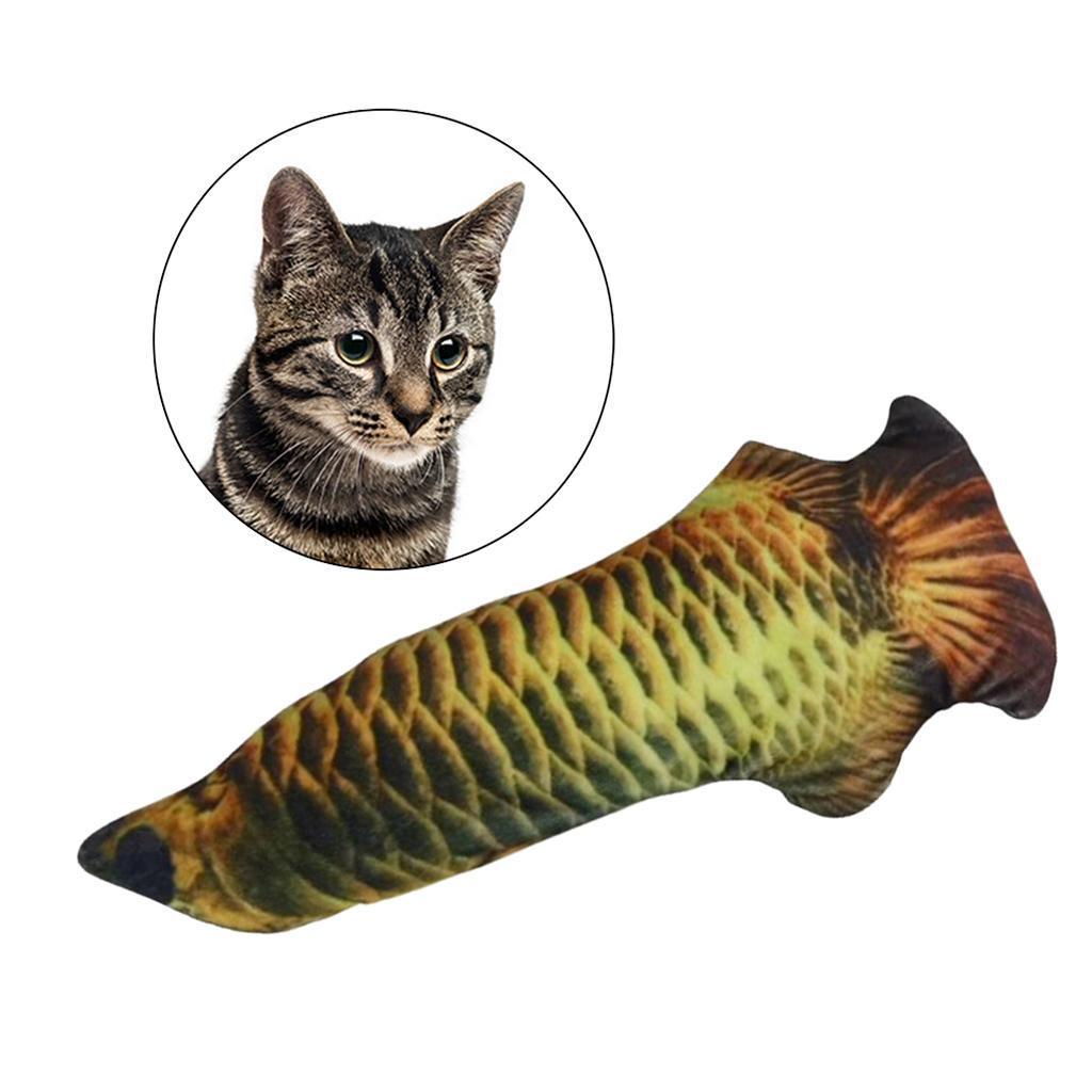 Indexbild 15 - Elektrische Simulation Fisch Haustier Katze Spielzeug Kinder Spielzeug USB Lade