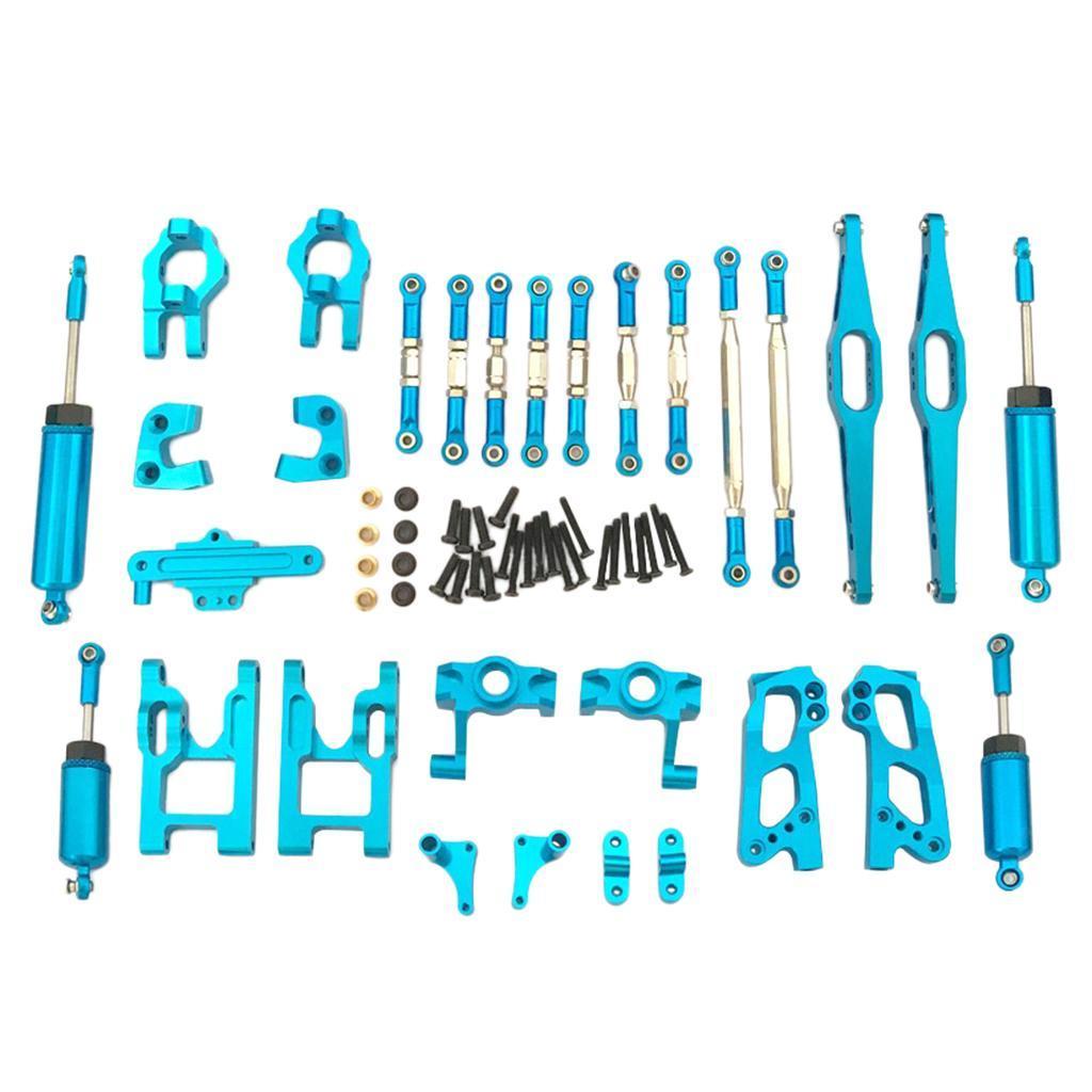 miniatura 3 - Aggiornamento-WLtoys-12428-Parti-Kit-Si-Adatta-Feiyue-1-12-accessori-di-ricambio