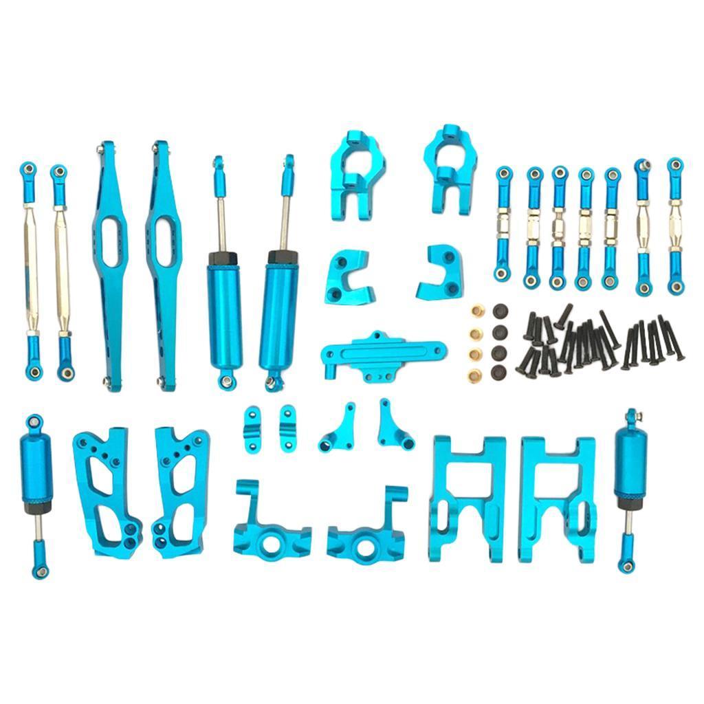 miniatura 4 - Aggiornamento-WLtoys-12428-Parti-Kit-Si-Adatta-Feiyue-1-12-accessori-di-ricambio